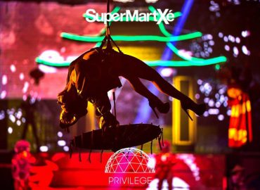SuperMartXé opening raised the Privilege roof!