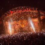 Tomorrowland stage at Ushuaïa Ibiza