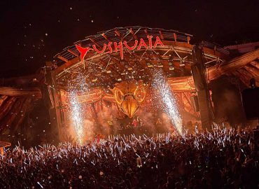 NBA Star DJ Diesel Steals the Show at Ushuaïa Ibiza's Tomorrowland