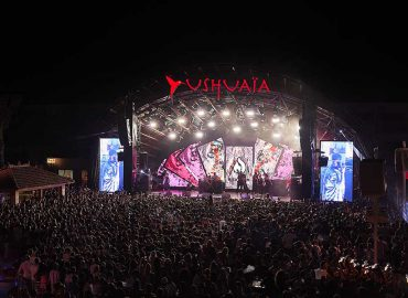 MUCHO IBIZA proving to be a success at Ushuaïa