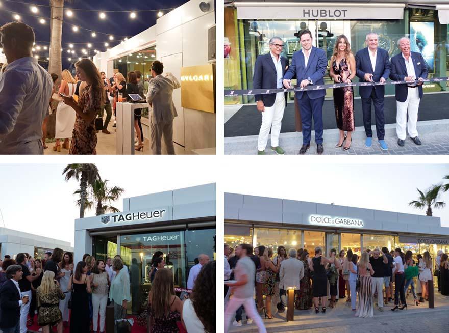 Marina Ibiza openings