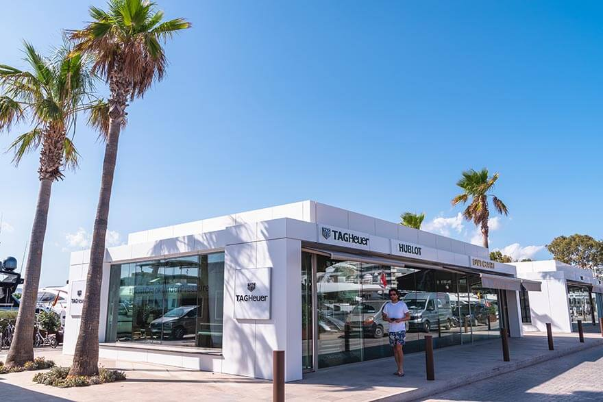 Tag Heuer Shop Ibiza