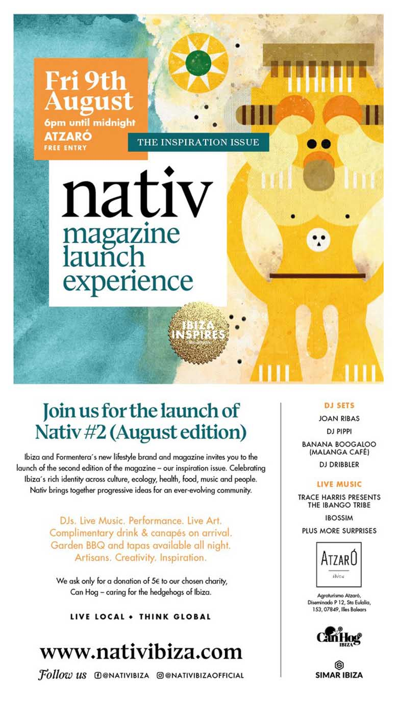 Nativ Magazine ibiza