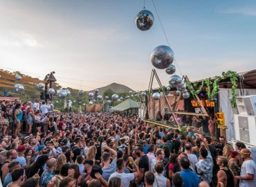 Who Cares? and Pyramid align together for an authentic throwback to Ibiza's roots