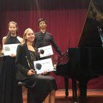 Ganadores pianistas 2019