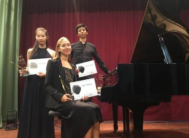 Awards of the XXIII Ibiza International Piano Contest 2019