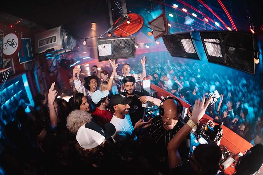 Cuttin Headz Closing party DC10