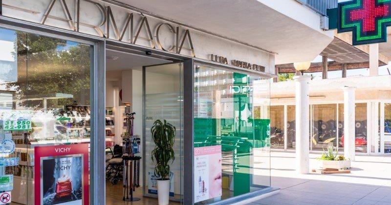 "Farmacia MARTA PETIT"">"