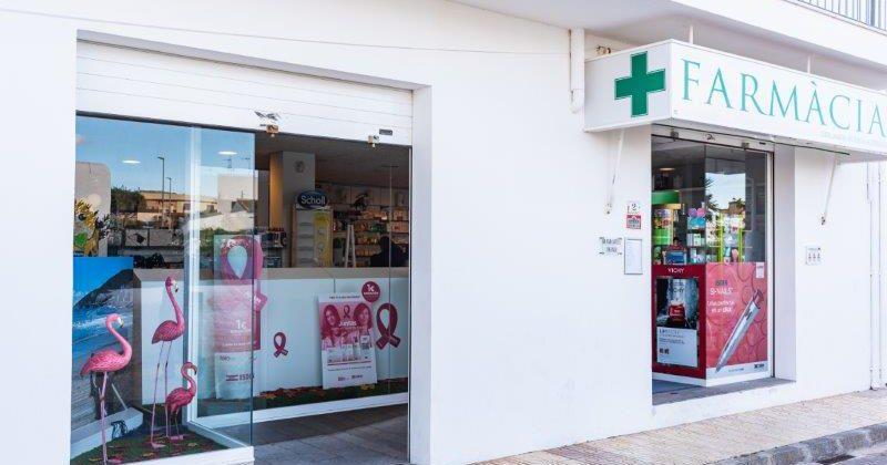"Farmacia Maria Antonia Rodriguez Ribas"">"