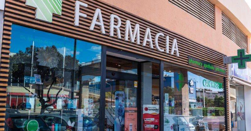 """Farmacia Ignacio de la Cueva Torregrosa"""">"""