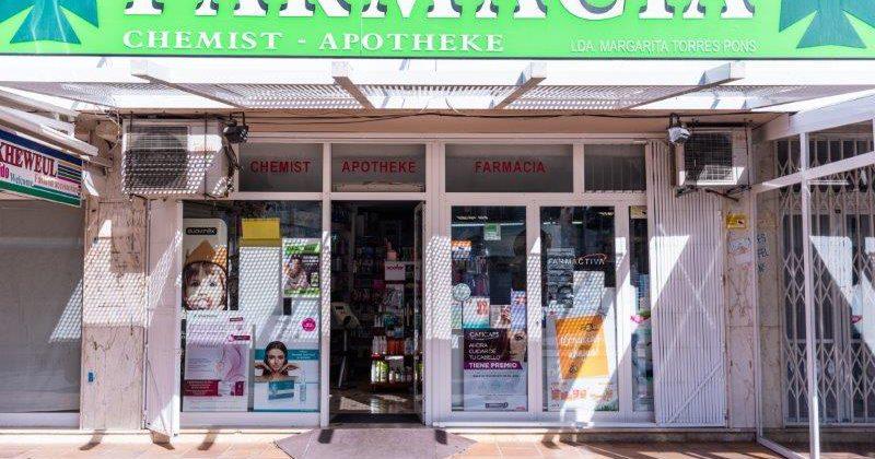 """Farmacia Margarita Torres Pons"""">"""