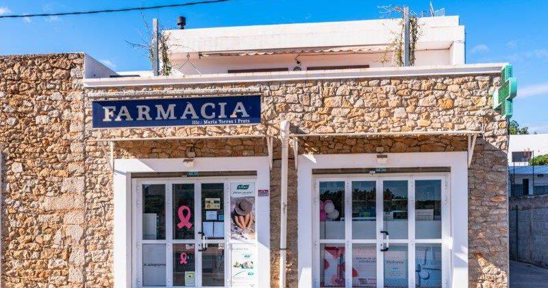 """Farmacia Maria Torres Prats"""">"""