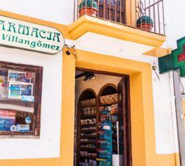 Farmacia Margarita Villangómez Marí