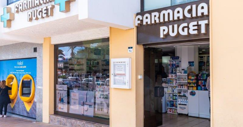 "Puget Pharmacy"">"