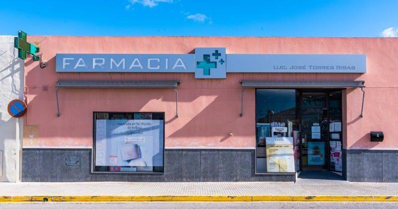 """Farmacia, Carrer dels Cirerers"""">"""