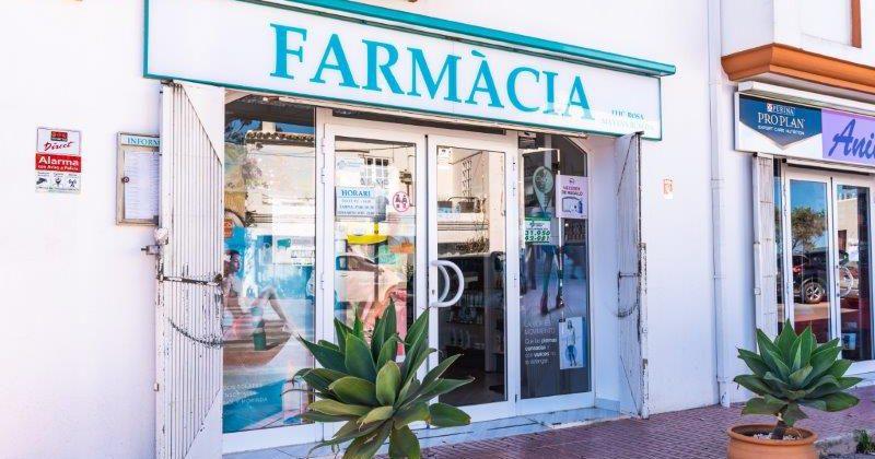 "Farmacia Mayans Buxeda"">"