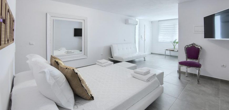 """White Ibiza Villa"""">"""
