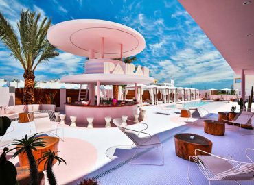 Best Ibiza hotels for partying