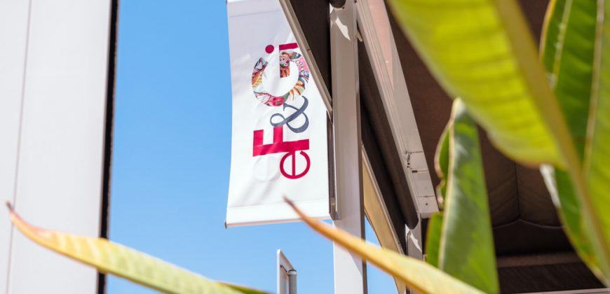 "eF&Gi Restaurant & Enoteca"">"