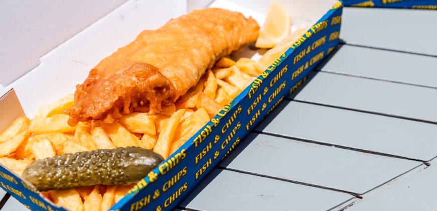 """Ibiza Fish and Chip Company"""">"""
