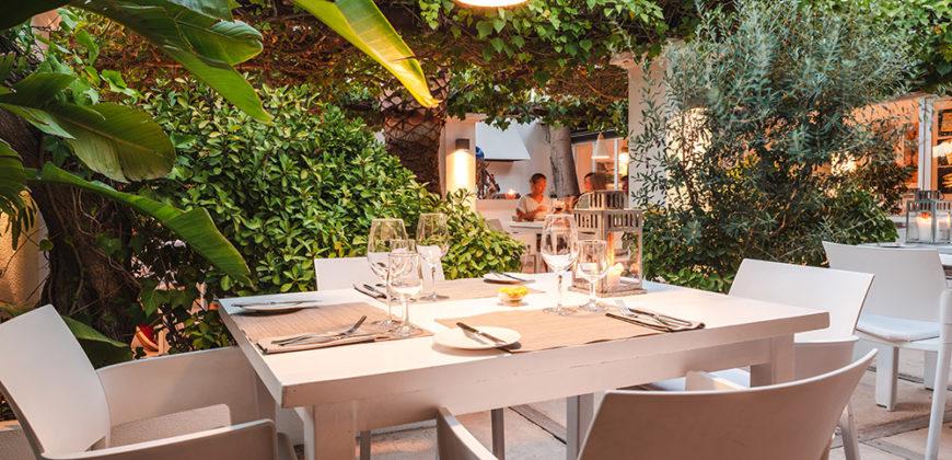 "Marc's Restaurant Ibiza"">"