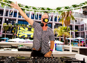 Top tunes from Fatboy Slim's surprise set at Ibiza Rocks