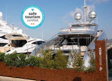 Marina Ibiza is certified as a Safe Tourism